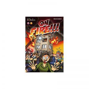 ON FIRE!!! (español e ingles)