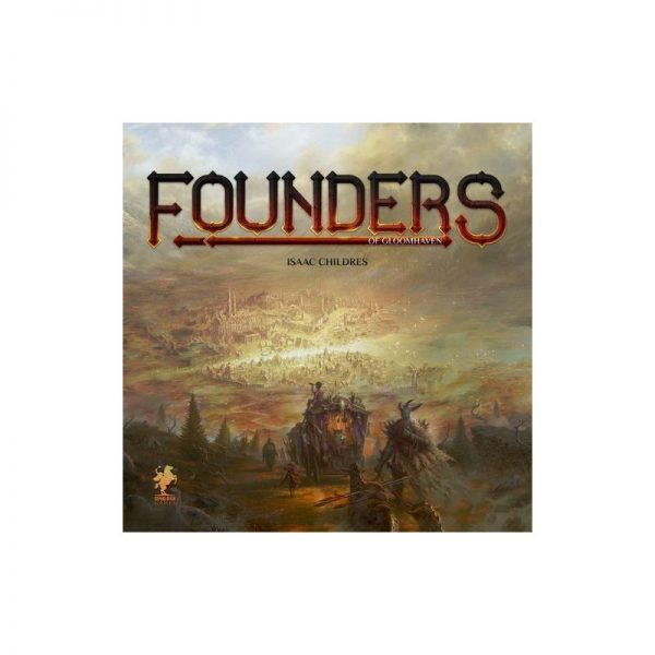 (PREORDER) FOUNDERS OF GLOOMHAVEN