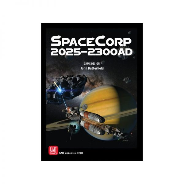 (PREORDER) SPACECORP