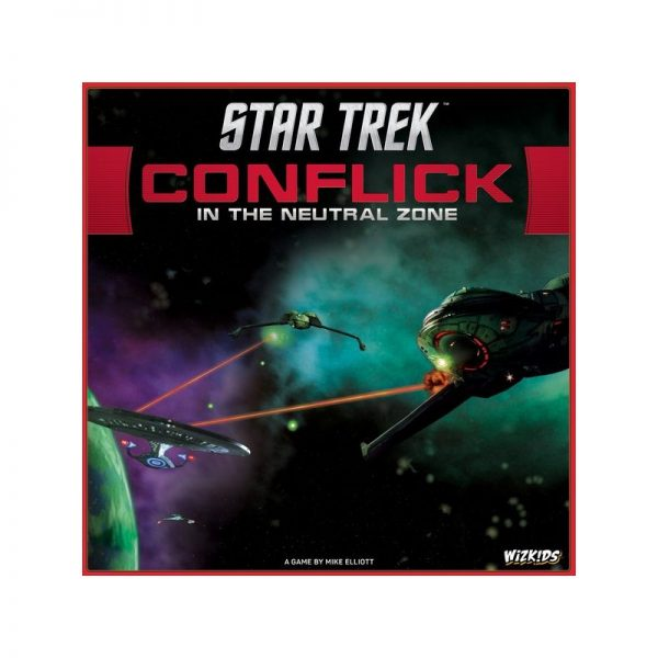 (PREORDER) STAR TREK: CONFLICK IN THE NEUTRAL ZONE