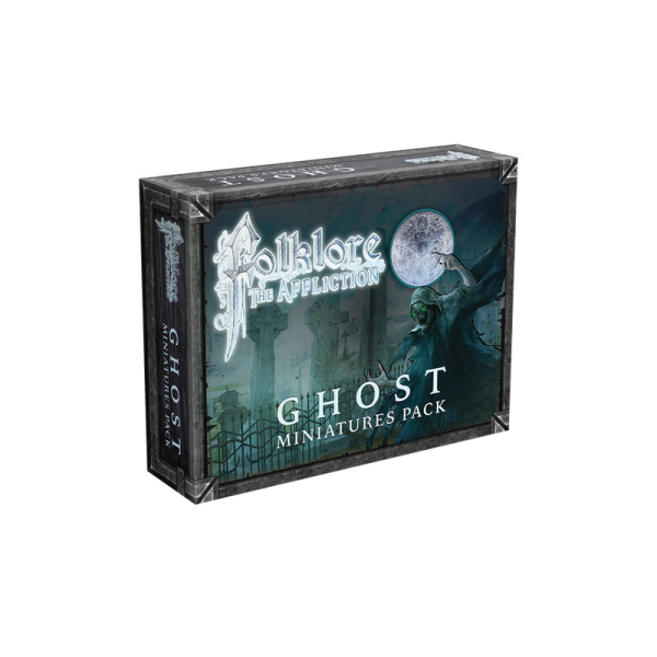 GHOST MINIATURE PACK, FOLKLORE EXPANSION