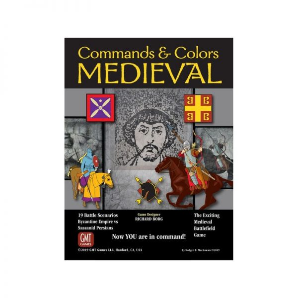 (PREORDER) COMMANDS & COLORS: MEDIEVAL