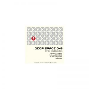 (PREORDER) DEEP SPACE D-6: THE ENDLESS