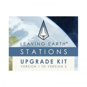(PREORDER) LEAVING EARTH STATIONS UPGRADE KIT