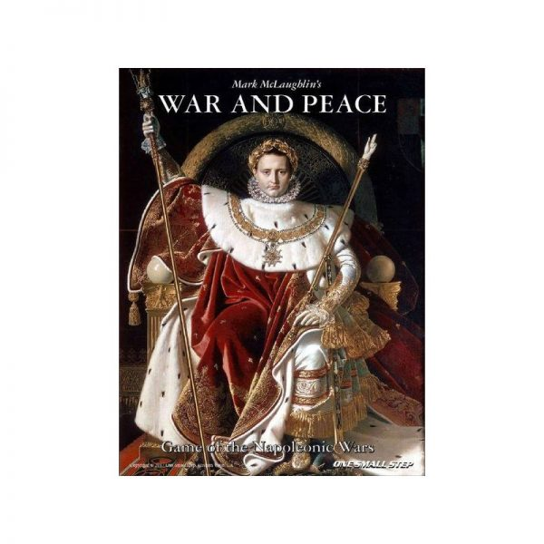 (PREORDER) WAR AND PEACE