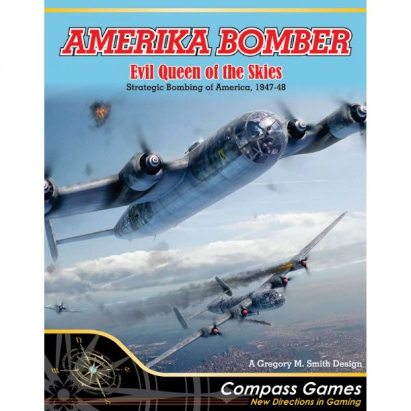 (PREORDER) AMERIKA BOMBER: EVIL QUEEN OF THE SKIES