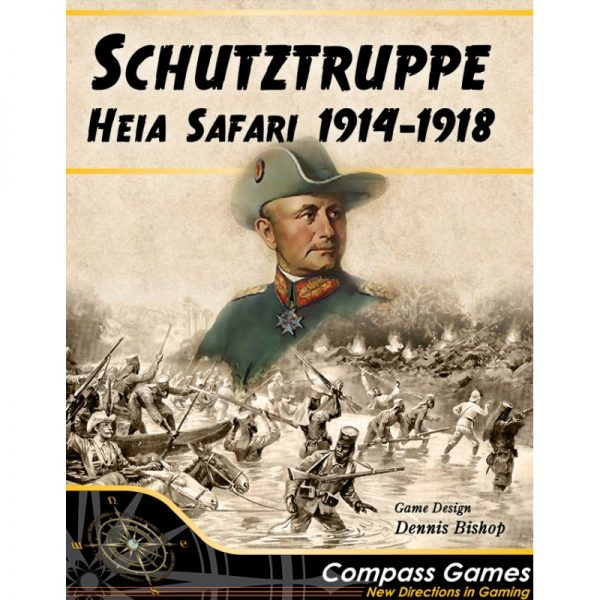 (PREORDER) SCHUTZTRUPPE, HEIA SAFARI, 1914-18