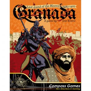 (PREORDER) GRANADA: LAST STAND OF THE MOORS (1482-1492)