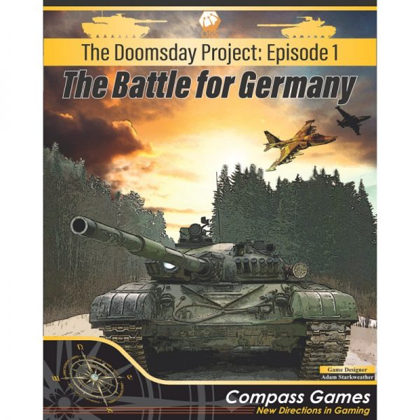 (PREORDER) THE DOOMSDAY PROJECT: EPISODE ONE, THE BATTLE FOR GERMANY
