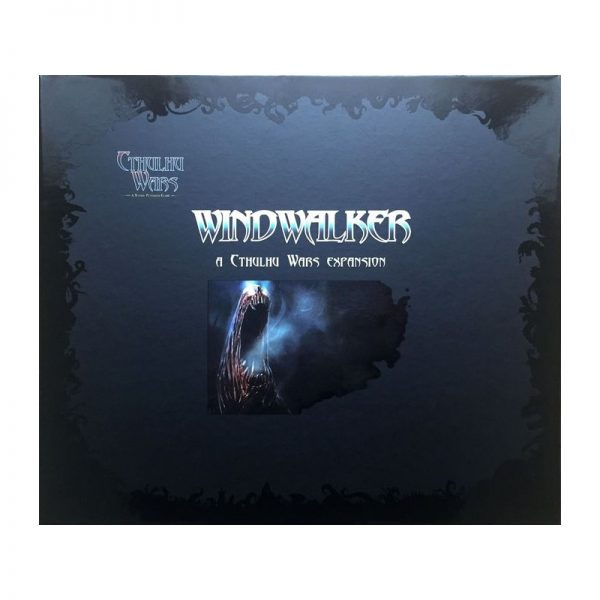 (PREORDER) THE WINDWALKER, CTHULHU WARS