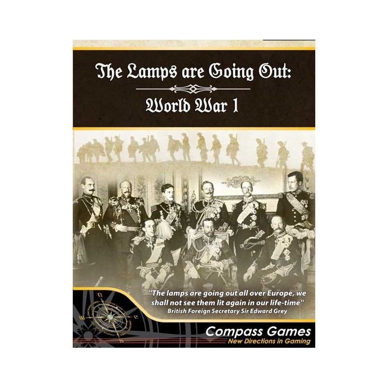 (PREORDER) THE LAMPS ARE GOING OUT, 2ND EDITION
