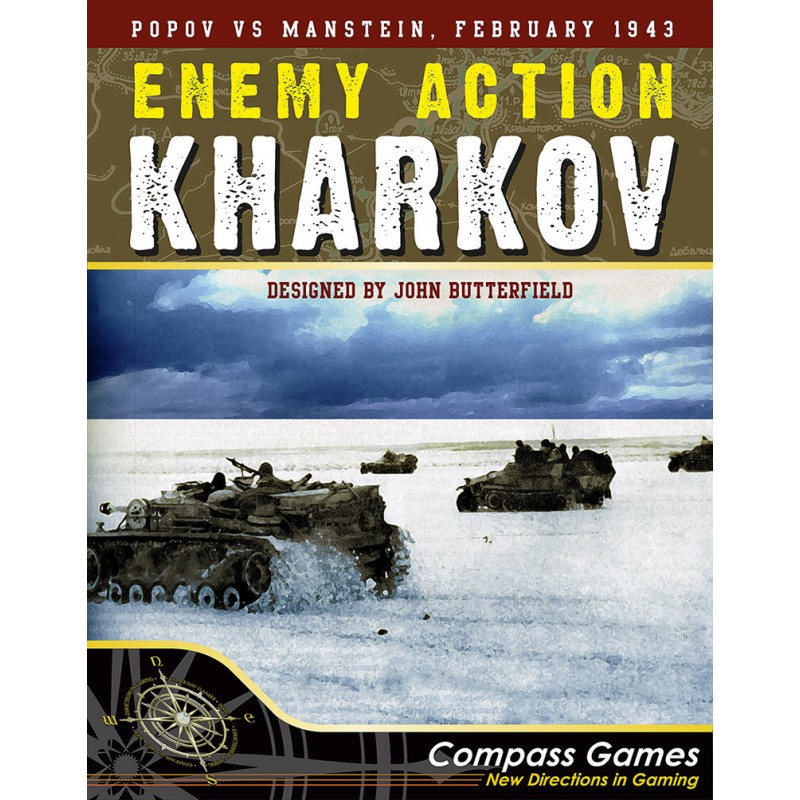 (PREORDER) ENEMY ACTION: kHARKOV