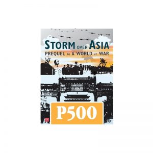 (PREORDER) STORM OVER ASIA