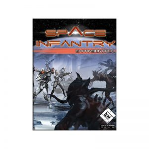 (PREORDER) SPACE INFANTRY RESURGENCE EXPANSION PACK