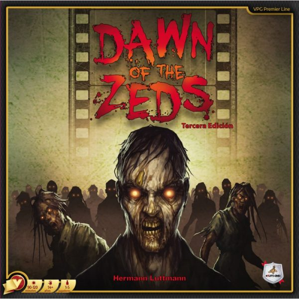 (PREORDER) DAWN OF THE ZEDS (CASTELLANO)