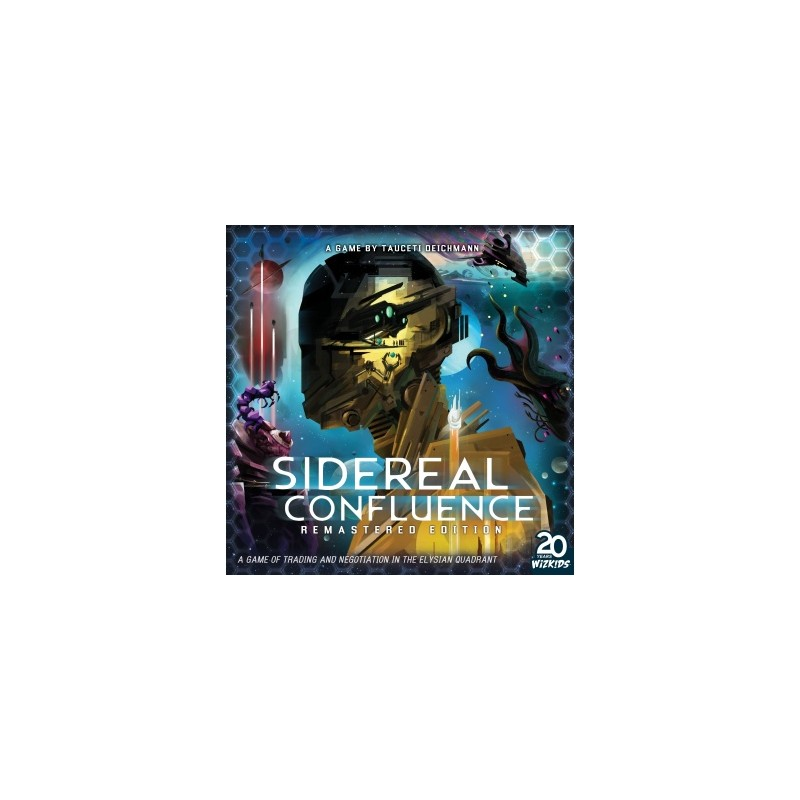 (PREORDER) SIDEREAL CONFLUENCE REMASTERED EDITION
