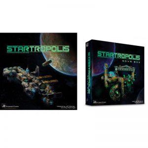 PACK STARTROPOLIS Y STARTROPOLIS NOVA BOX