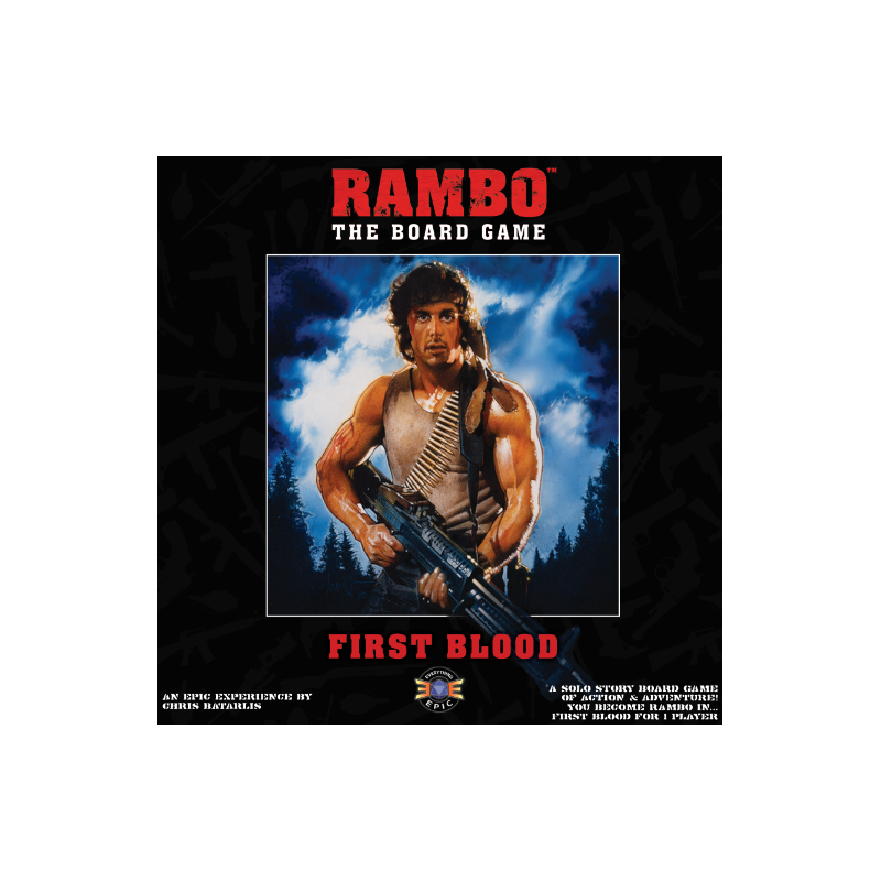 (PREORDER) RAMBO: FIRST BLOOD EXPANSION