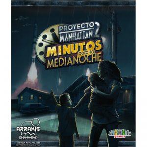 (PREORDER) PROYECTO MANHATTAN 2: MINUTOS PARA LA MEDIANOCHE