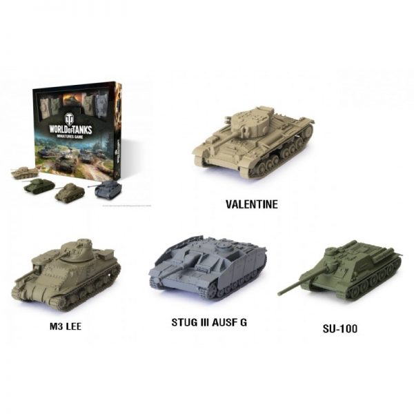 (PREORDER) WORLD OF TANKS COMPLETO (CASTELLANO)