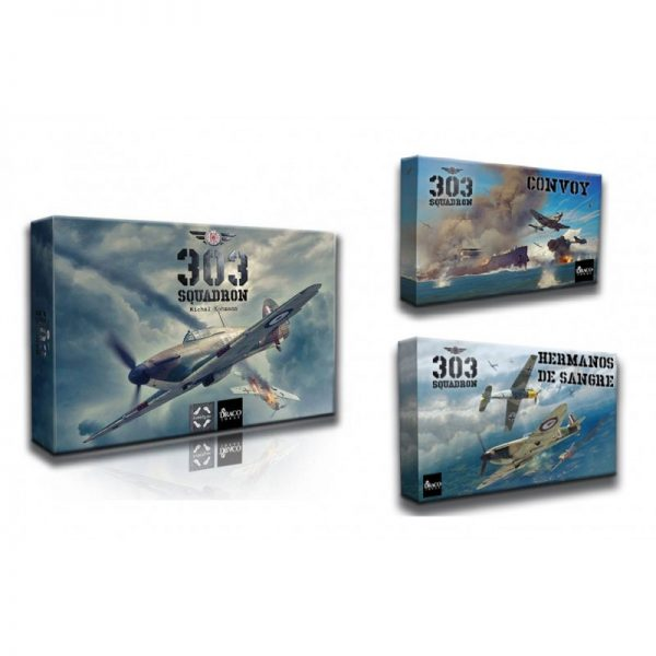 (PREORDER) 303 SQUADRON PACK COMPLETO