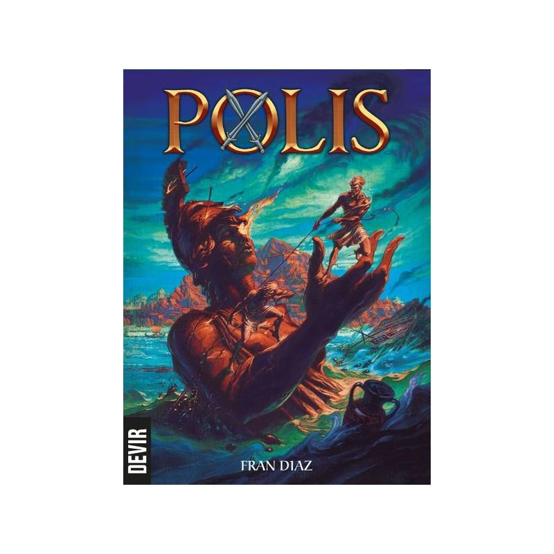 (PREORDER) POLIS (CASTELLANO)