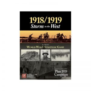 (PREORDER) 1918-1919: STORM IN THE WEST