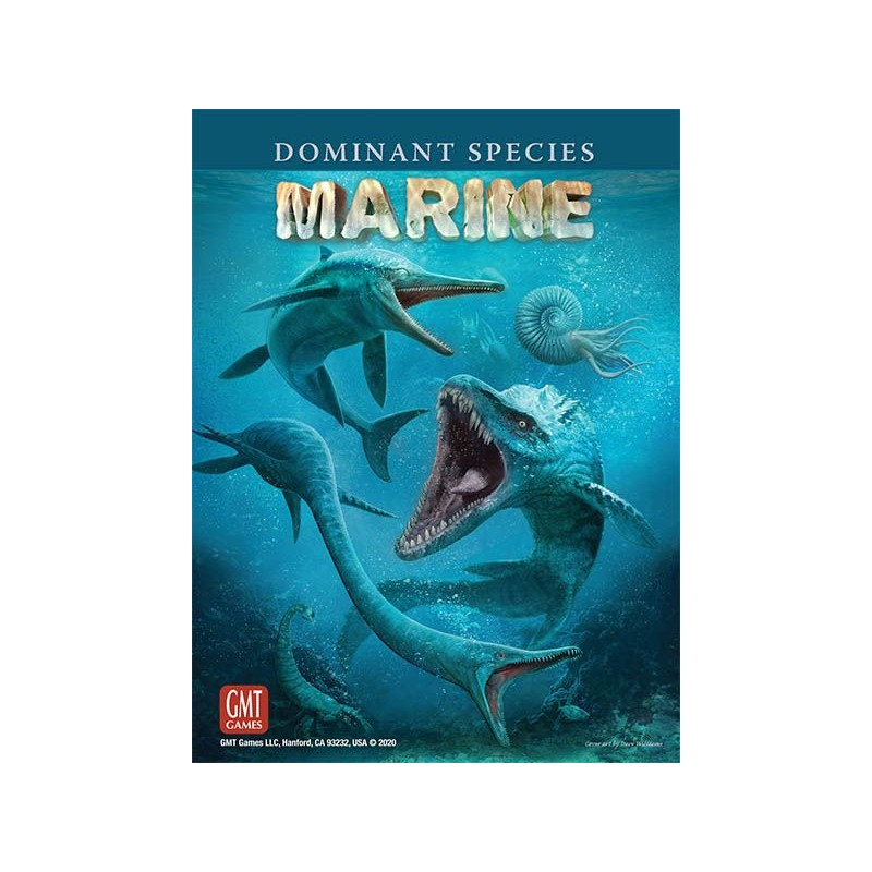 (PREORDER) DOMINANT SPECIES: MARINE