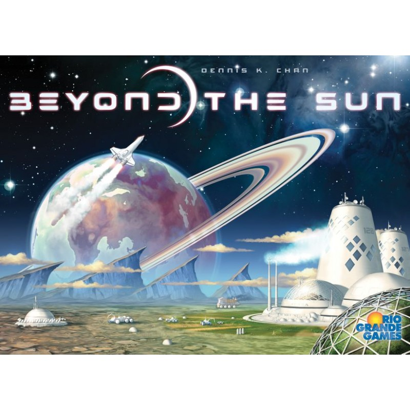 (PREORDER ESSEN) BEYOND THE SUN