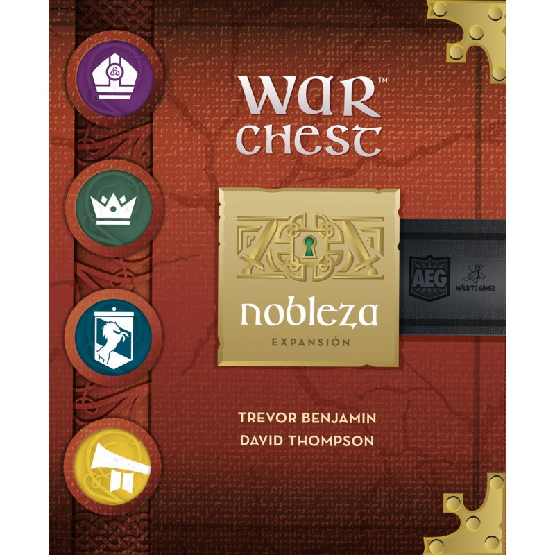 (PREORDER) WAR CHEST NOBLEZA (CASTELLANO)
