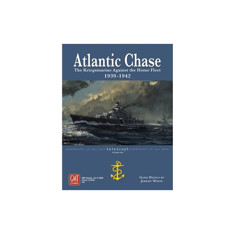 (PREORDER) ATLANTIC CHASE