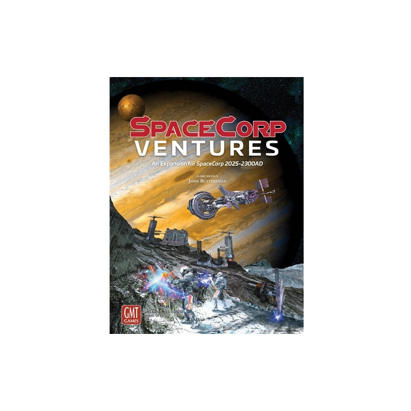 (PREORDER) SPACECORP VENTURES