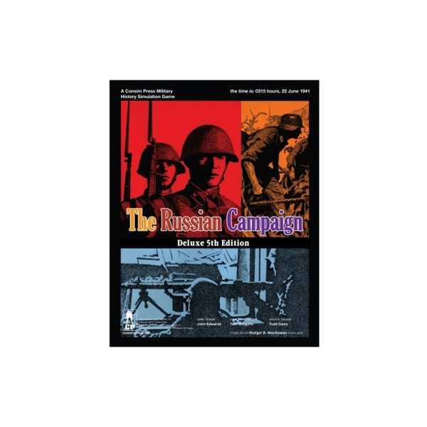 (PREORDER) THE RUSSIAN CAMPAIGN DELUXE 5TH EDITION