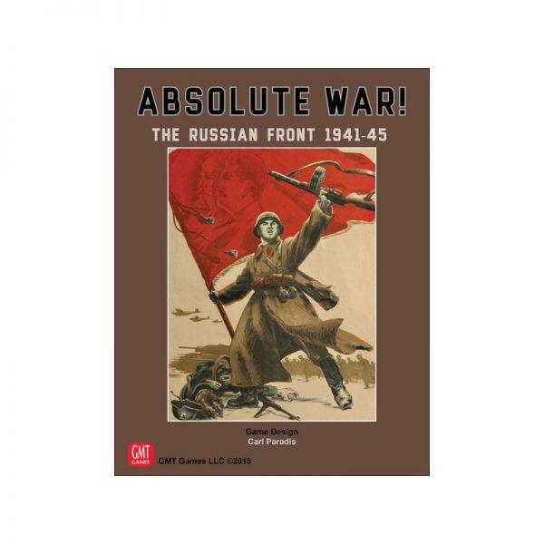 (PREORDER) ABSOLUTE WAR!: THE ATTACK ON RUSSIA 1941-1945