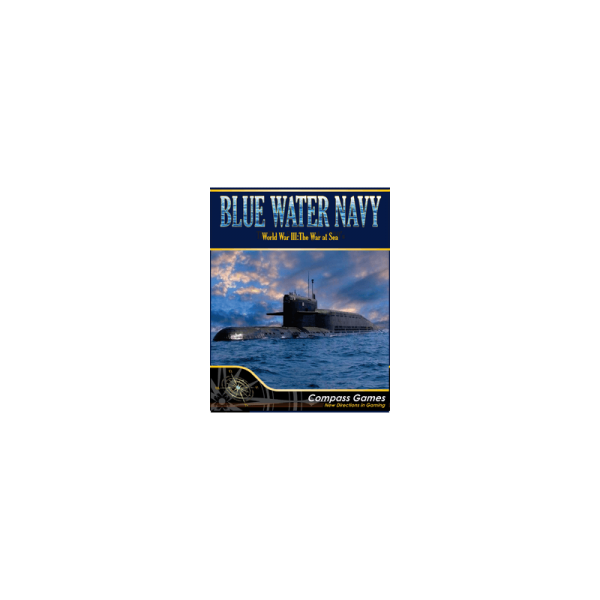 (PREORDER) BLUE WATER NAVY: THE PACIFIC