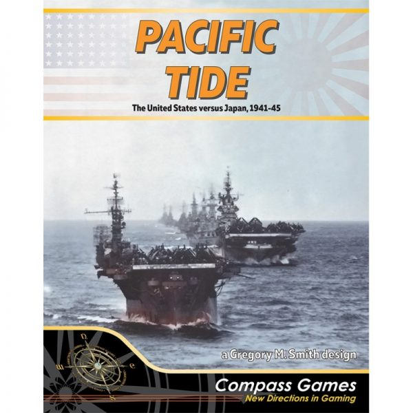 (PREORDER) PACIFIC TIDE: THE UNITED STATES VERSUS JAPAN, 1941-1945, 2ND EDITION