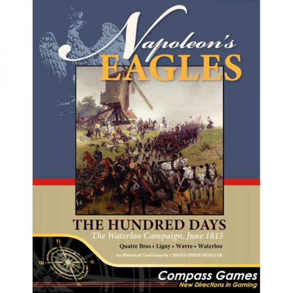 (PREORDER) NAPOLEON'S EAGLES 2: THE HUNDRED DAYS