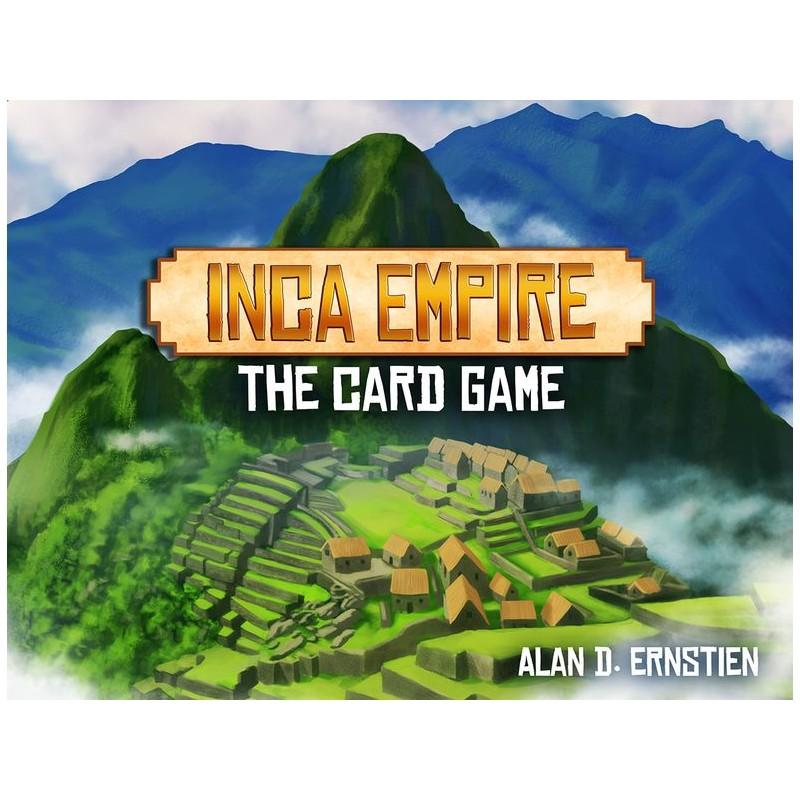 INCA EMPIRE, THE CARD GAME