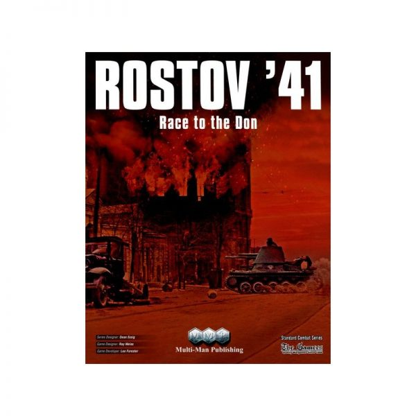 ROSTOV 41: RACE TO THE DON