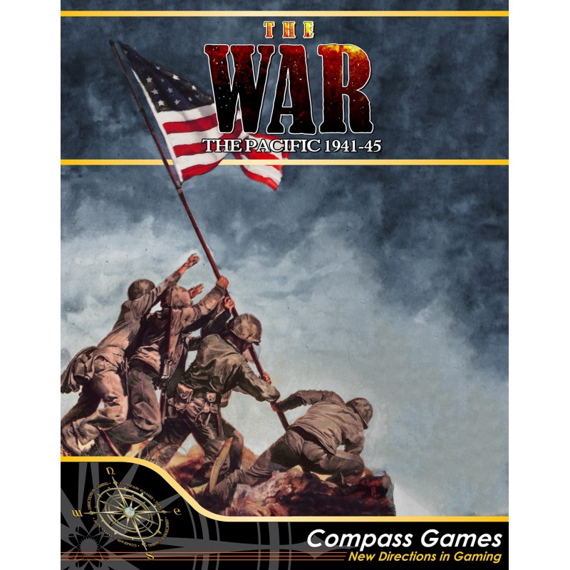 (PREORDER) THE WAR: THE PACIFIC 1941-1945