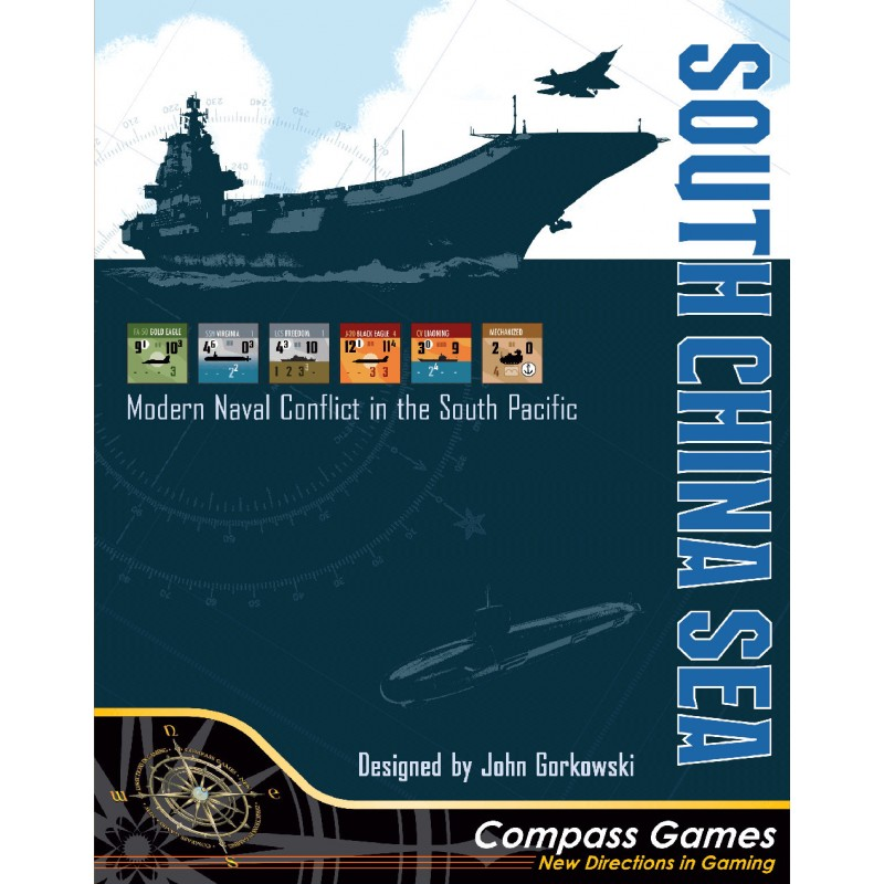 (PREORDER) SOUTH CHINA SEA REPRINT
