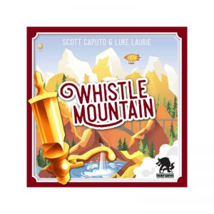 (PREORDER) WHISTLE MOUNTAIN