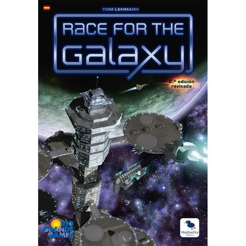 (PREORDER) RACE FOR THE GALAXY SEGUNDA EDICIÓN(CASTELLANO)