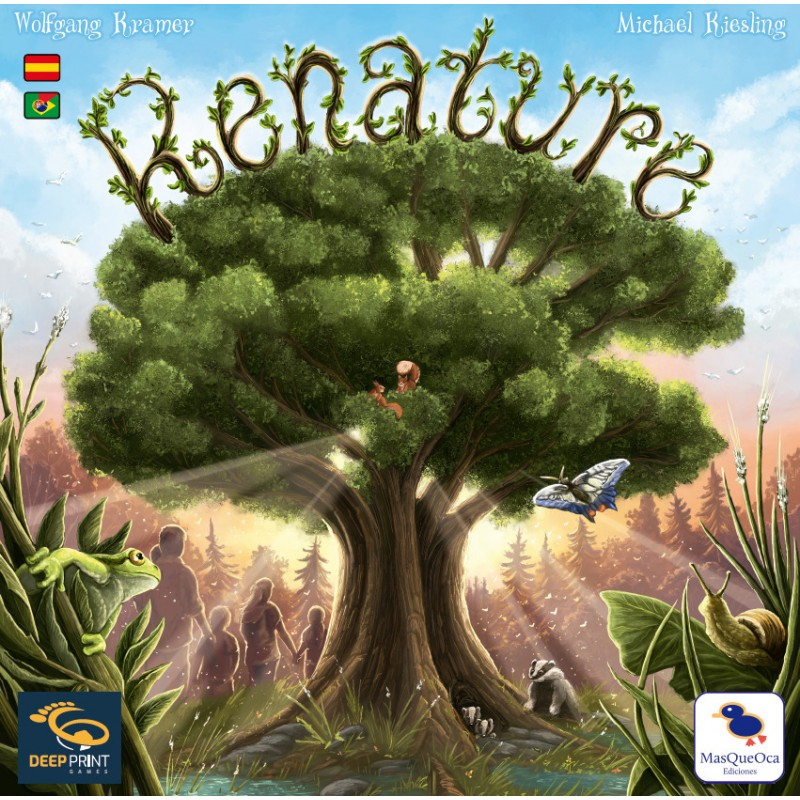 (PREORDER RENATURE (CASTELLANO)