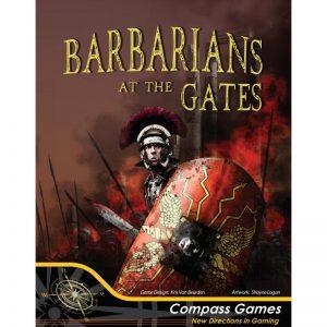 (PREORDER) BARBARIANS AT THE GATES