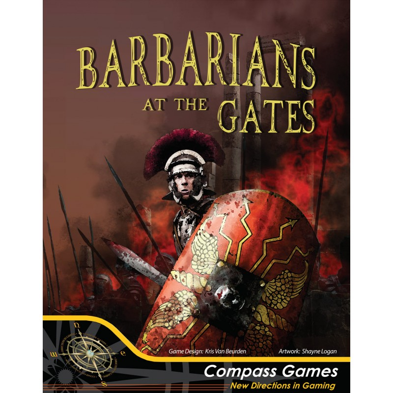 (PREORDER) BARBARIANS AT THE GATES