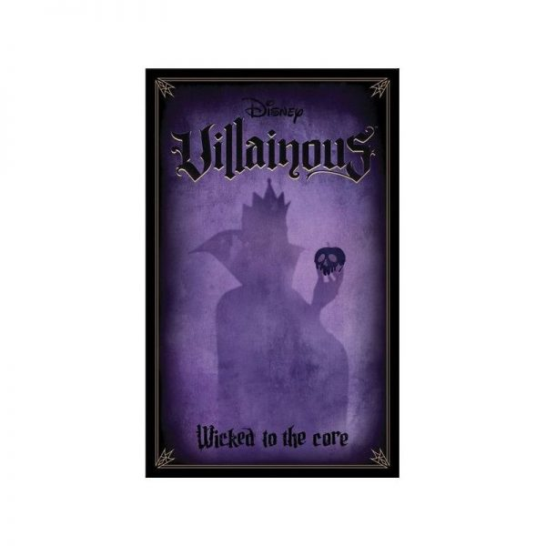 WICKED TO THE CORE, DISNEY VILLAINOUS (CASTELLANO)