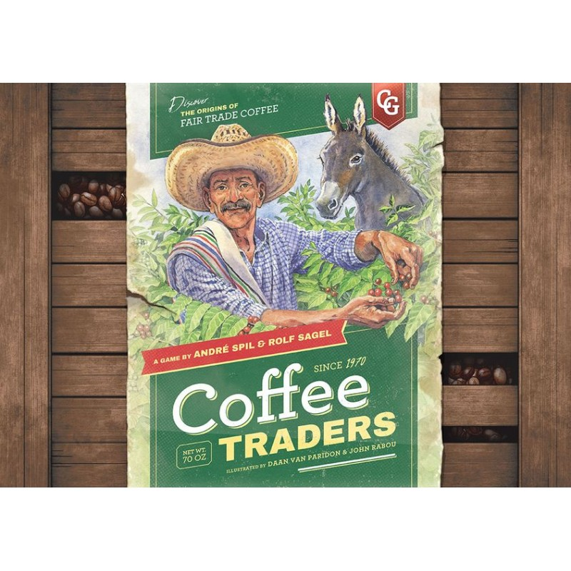 (PREORDER) COFFEE TRADERS