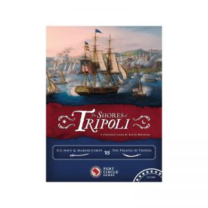 (PREORDER) THE SHORES OF TRIPOLI