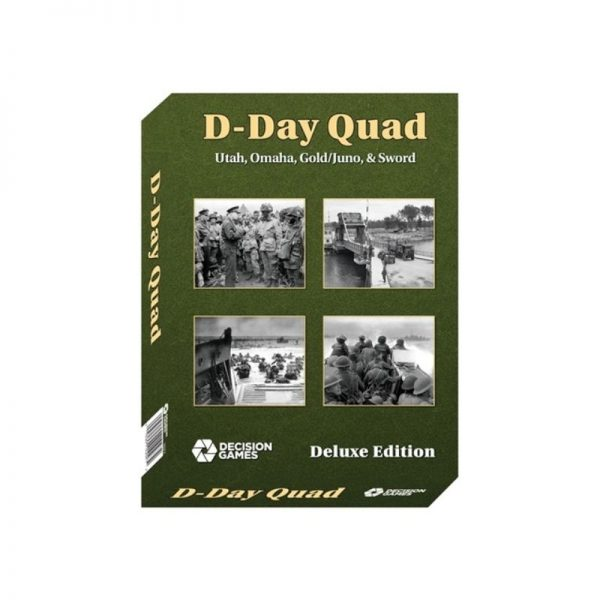 (PREORDER) D-DAY QUAN DELUXE EDITION